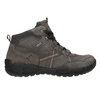 Outdoor-Style Leather Shoes weinbrenner, gray , 896-2671 - 26