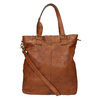 Ladies' Leather Handbag bata, brown , 964-3245 - 16