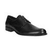 Men's leather Derby shoes conhpol, black , 824-6992 - 13