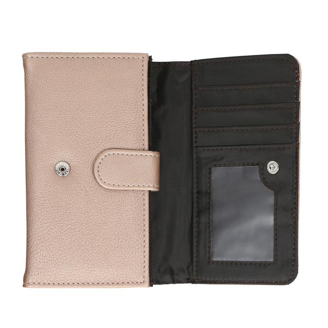 Ladies' purse with stitching bata, 941-5156 - 15