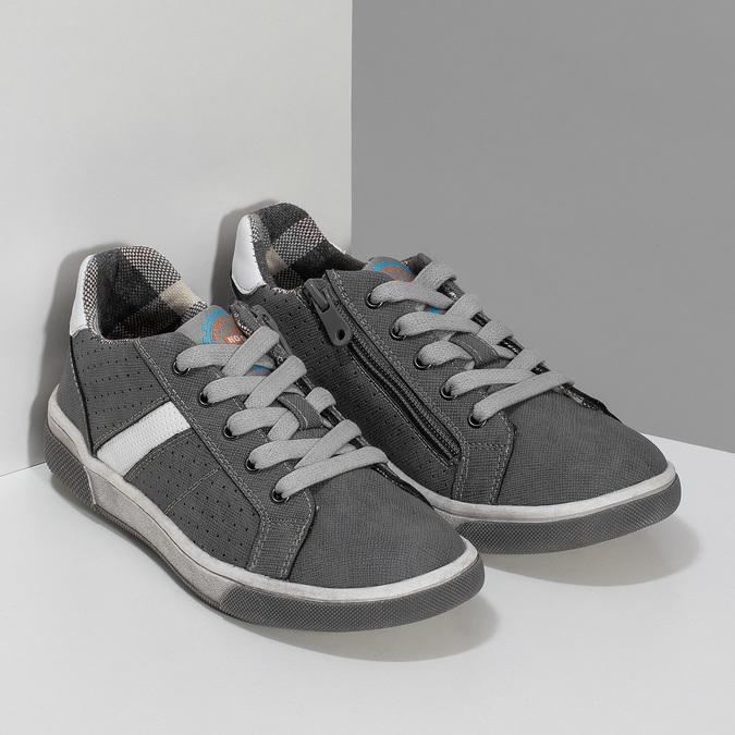 4112102 mini-b, gray , 411-2102 - 26