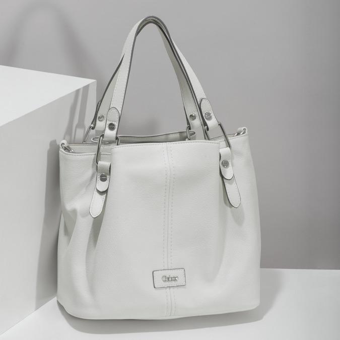 9611017 gabor-bags, white , 961-1017 - 17