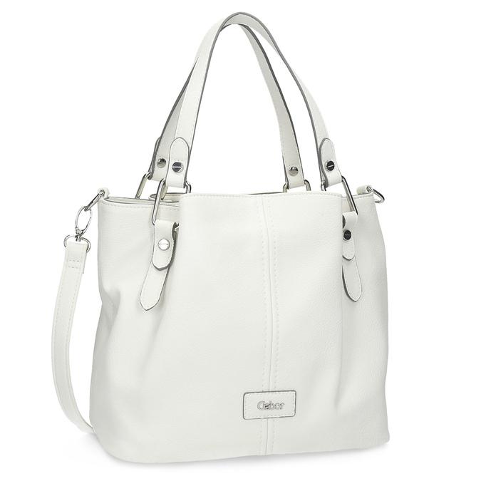 9611017 gabor-bags, white , 961-1017 - 13