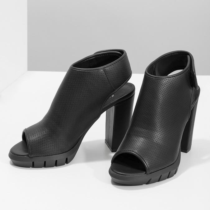 7616617 flexible, black , 761-6617 - 16