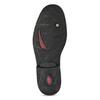 Men's leather dress shoes fluchos, black , 824-6448 - 18