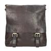 Men's Leather Bag bata, brown , 964-4234 - 17