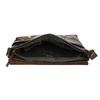 Men's Leather Bag bata, brown , 964-4235 - 15