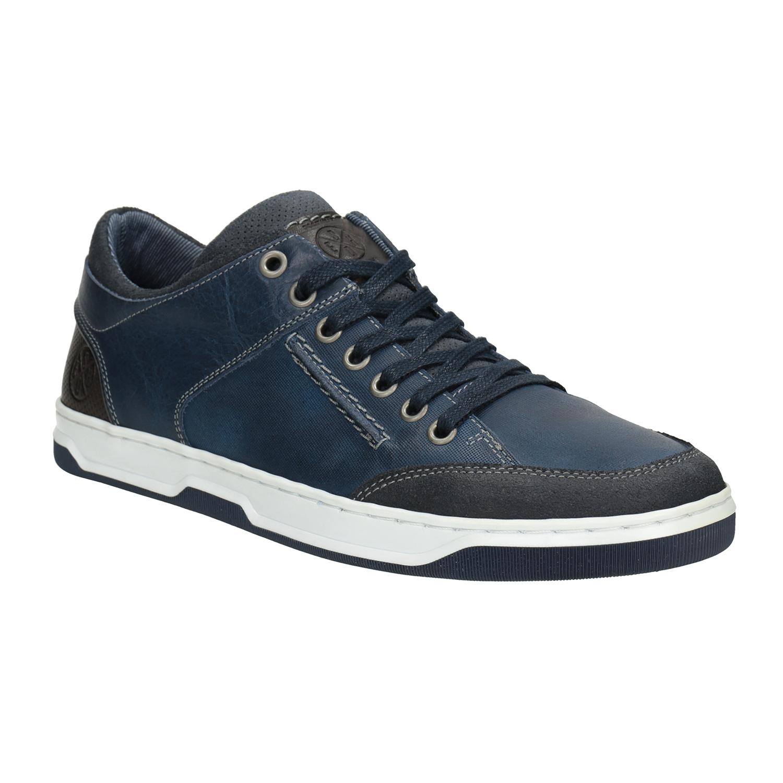 e8203fa6a Bata Blue leather sneakers - Bata | Bata